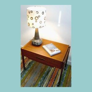Vintage Andersen Table Lamp Set