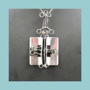 Vintage Kordes & Lichtenfels Necklace Fr