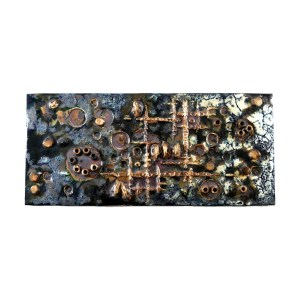 Schaffenacker Abstract Wall Decor Very large Fr