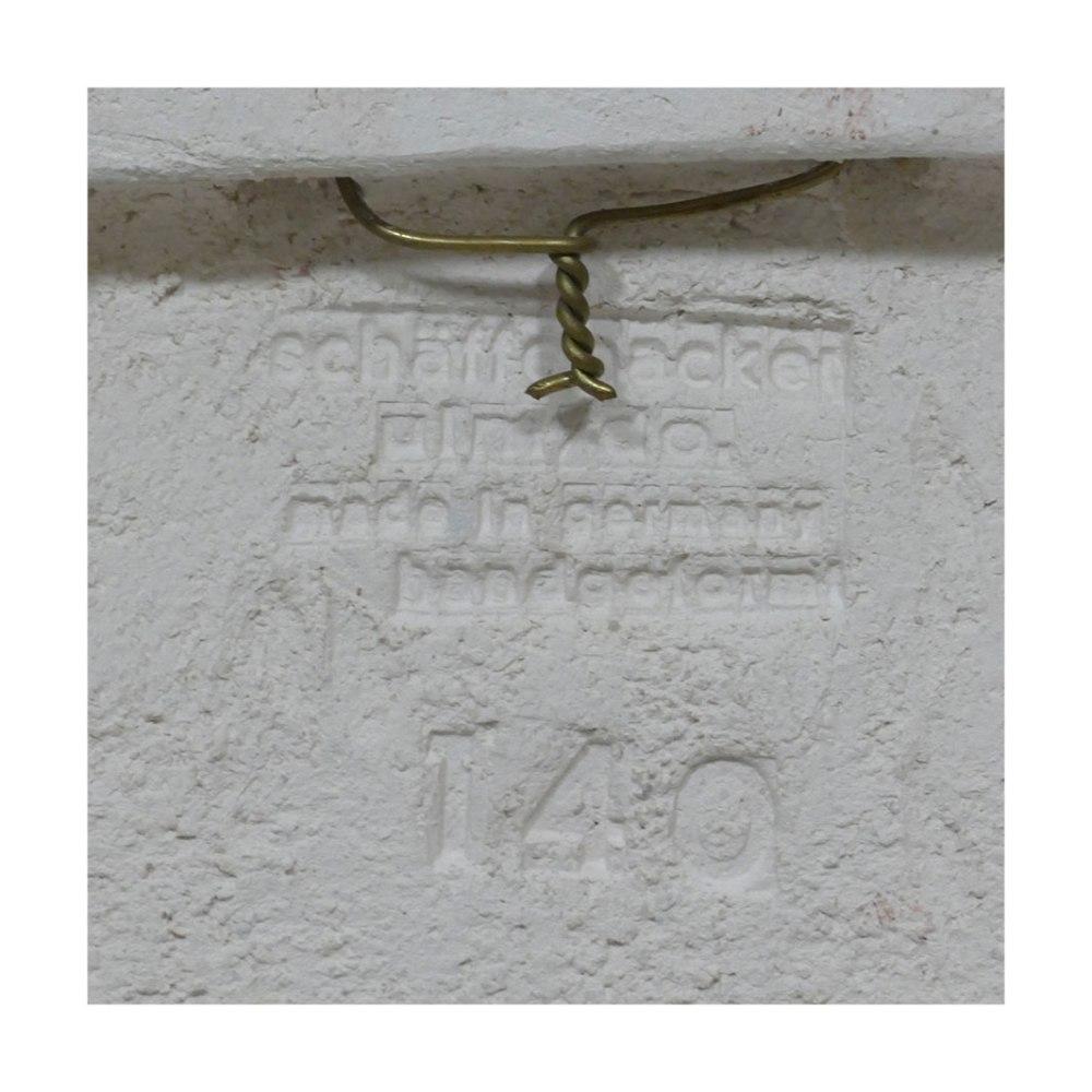 Schaffenacker Wall Plaque Bottles Still Life Mark