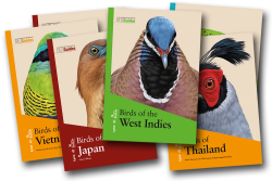 Col·lecció Lynx and BirdLife International Field Guides