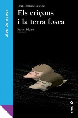 Els eriçons i la terra fosca book cover image
