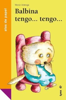Balbina tengo...tengo... book cover image