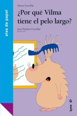 ¿Por qué Vilma tiene el pelo largo? book cover image
