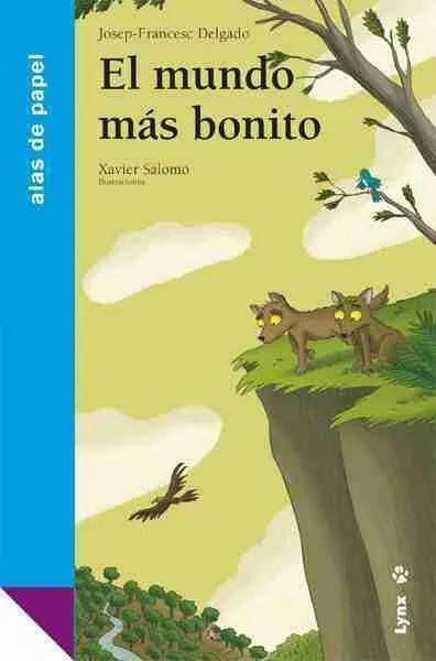 El mundo más bonito book cover image