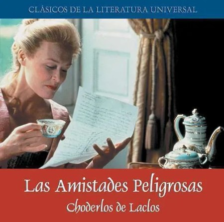 Las Amistades Peligrosas - MP3 book cover image