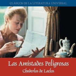 Las Amistades Peligrosas - CD-audio book cover image