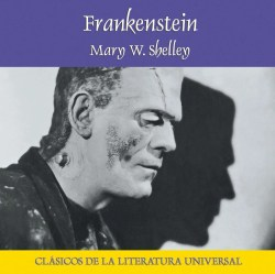 Frankenstein - CD-audio book cover image