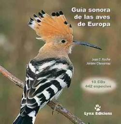 Guía Sonora de las Aves de Europa book cover image