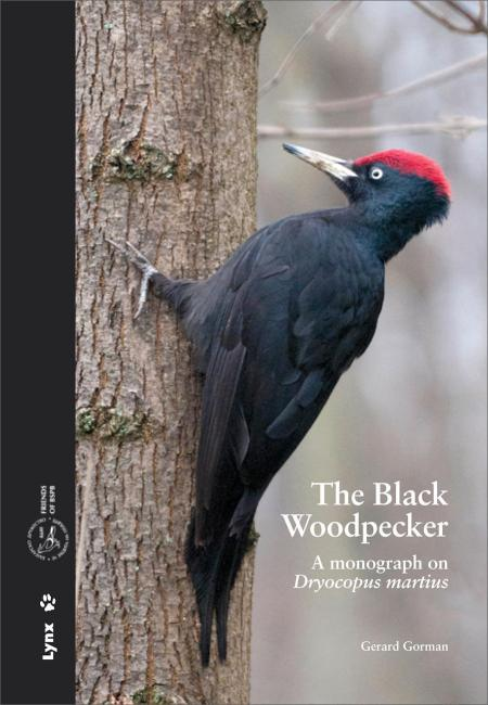 The Black Woodpecker book cover image