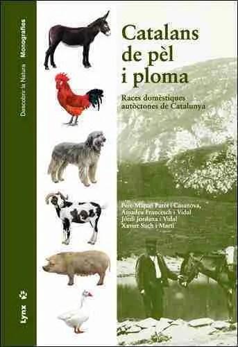 Catalans de pèl i ploma book cover image