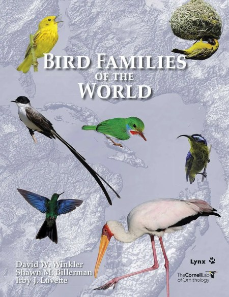 Bird Families of the World book cover image
