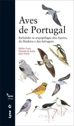 Aves de Portugal book cover image