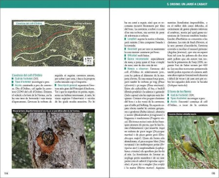 On observar natura a Andorra sample page