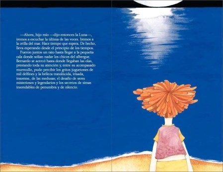 El canto de la Luna sample page