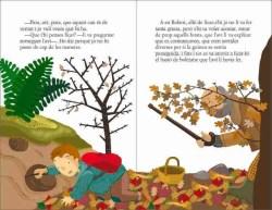 Els tresors del bosc sample page