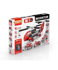 obal inventor 90 modelov motorizovaný set