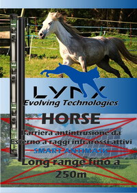 Fascicolo barriera HORSE