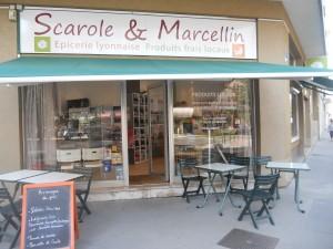 Scarole et Marcellin