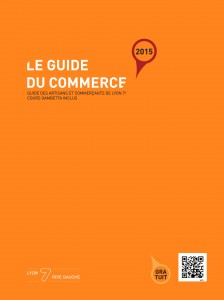 La future couverture du guide