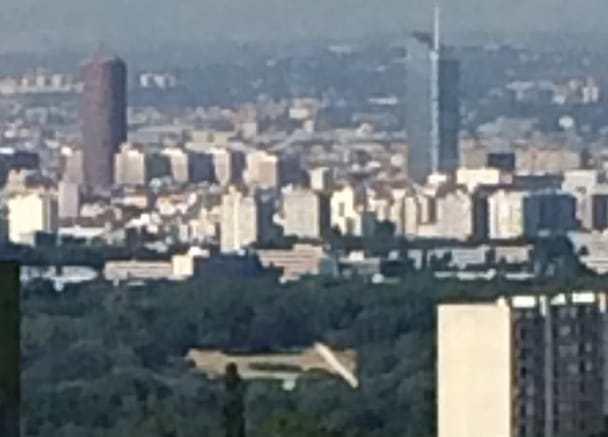 pollution particules Lyon circulation différenciée
