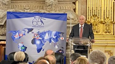 Les 65 ans de l'IABS créée à Lyon en 1955