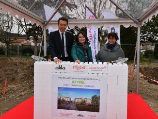 Alila construit une résidence avec pôle médical à Miribel