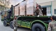 Résilience armée en appui contre le coronavirus
