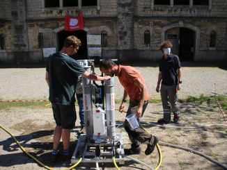 Aquaforce : une solution pour fabriquer de l'eau potage sur le terrain d'urgence humanitaire