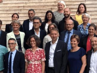 Les 10 chantiers d'été du nouveau président de la Métropole Bruno Bernard