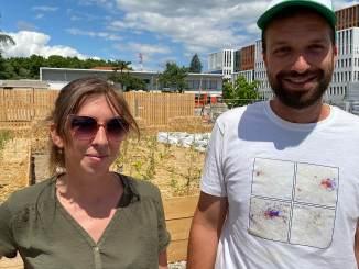 La ZAC des Girondins voit l'arrivée d'une ferme urbaine conçue par Ma Ville Verte