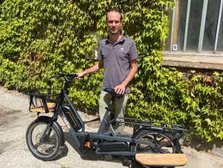 AddBike veut lever 400000 euros pour développer son vélo-cargo