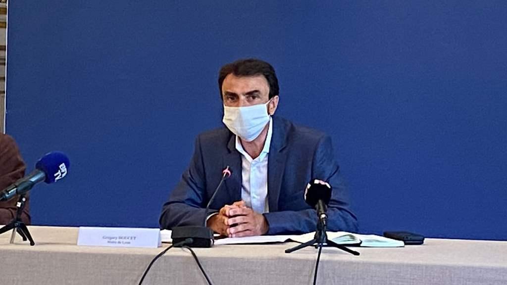 Masque obligatoire dans certains quartiers de Lyon