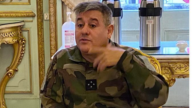 Le Gouverneur Militaire de Lyon revient sur l'engagement de l'Armée dans la lutte contre le coronavirus