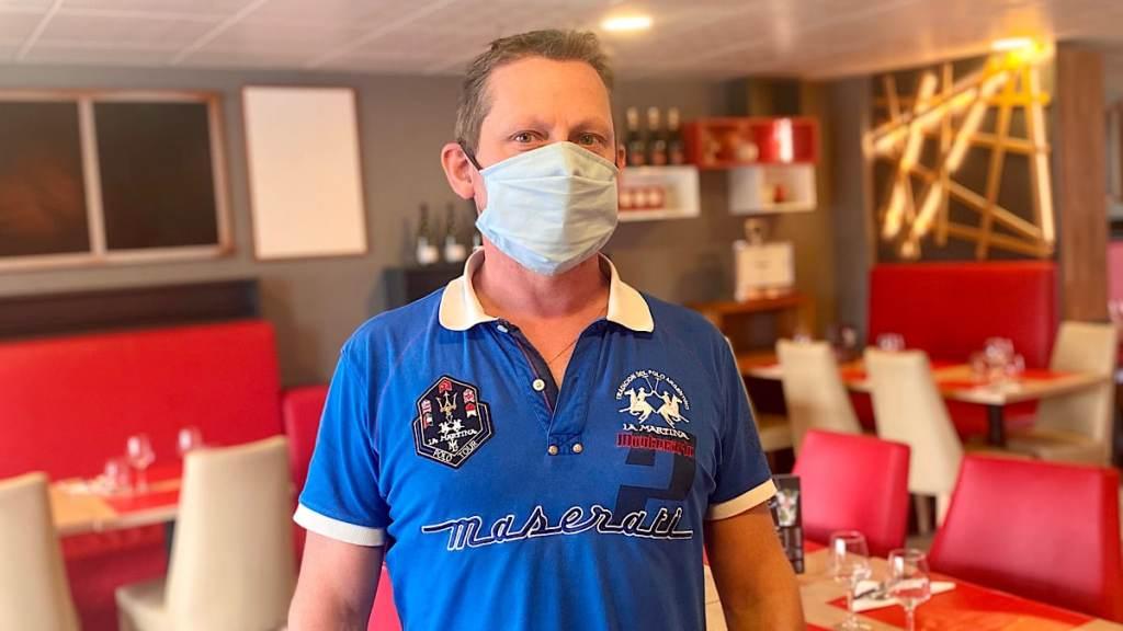 Pour Jean Bréard, propriétaire du restaurant Le Gaudry à Gerland, une fermeture de 15 jours aurait été préférable