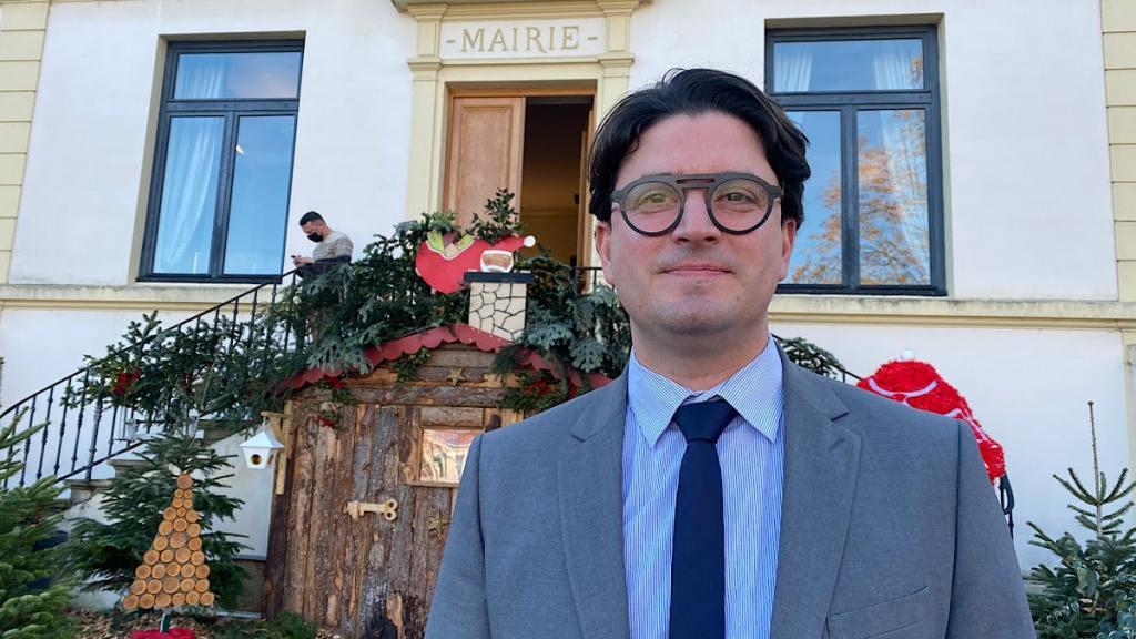 Olivier Araujo réclame un centre de vaccination sur Charly