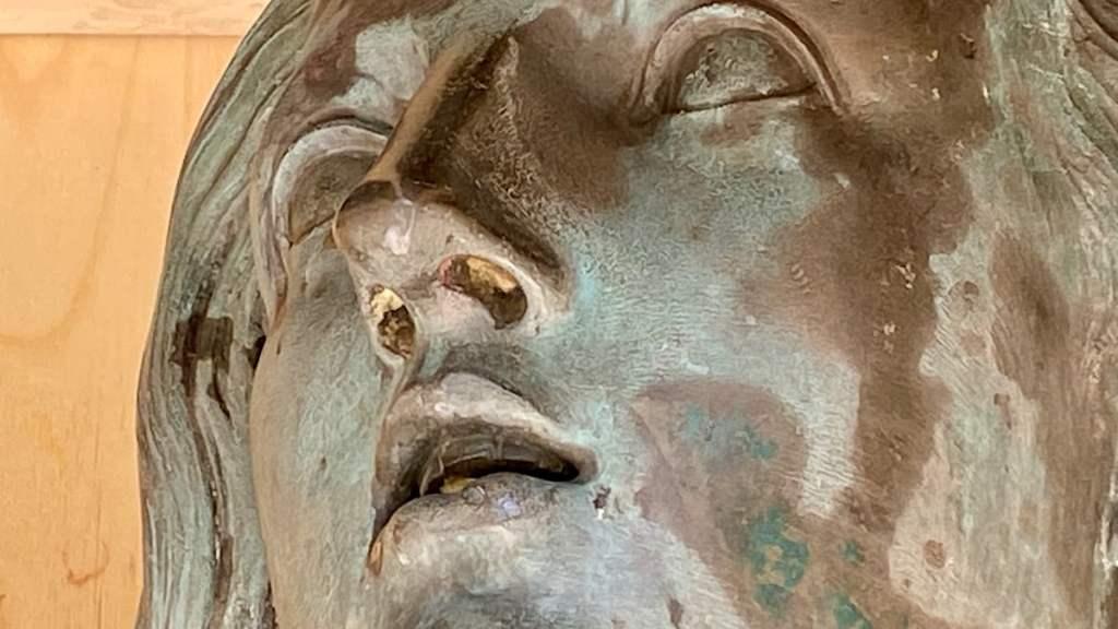 statue La Saône