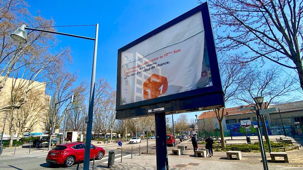 publicité panneaux