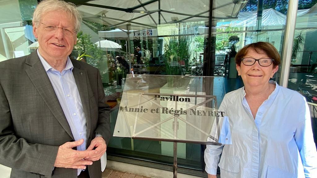 Habitat et humanisme rend hommage à Régis Neyret