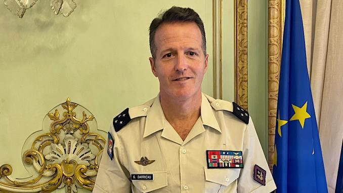 nouveau gouverneur militaire de Lyon