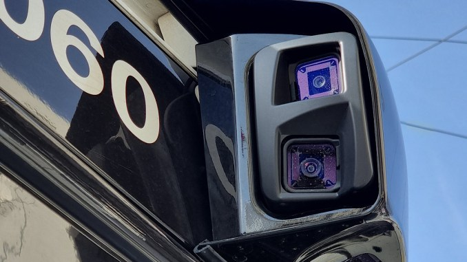 caméra sur bus TCL