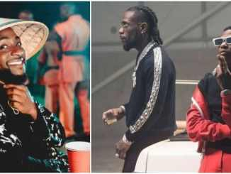 Atiku and others congratulatory messages to Burnaboy and wizkid