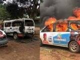 Imo State Under Attack Again,24hours After Prison Break.