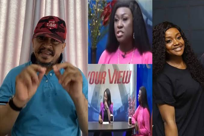 Daddy Freeze Blows Hot On Presenter Who Trolled Chioma.