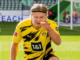 Chelsea face battle for Erling Haaland with Real Madrid as Blues get Raphael Varane boost