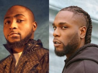 Burna Boy Knocks Off Davido Again, Does This Further Prove He Is The Biggest In Nigeria?