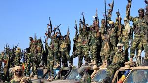 Scores Of Boko Haram Terrorists Killed By Troops After They Storm Damboa With Gun Trucks, APC