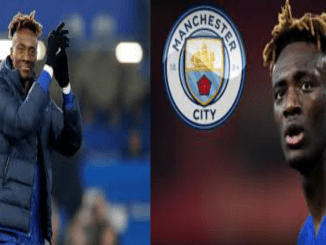 Manchester City Urged To Sign Abraham Ahead Of Kane