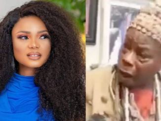 E DON HAPPEN!! Herbalist Who Says Iyabo Ojo's Will Die Over Baba Ijesha's Case Has Died