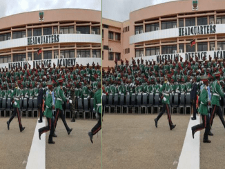 Identities Of Military Officers Killed By Bandits In Attack On NDA